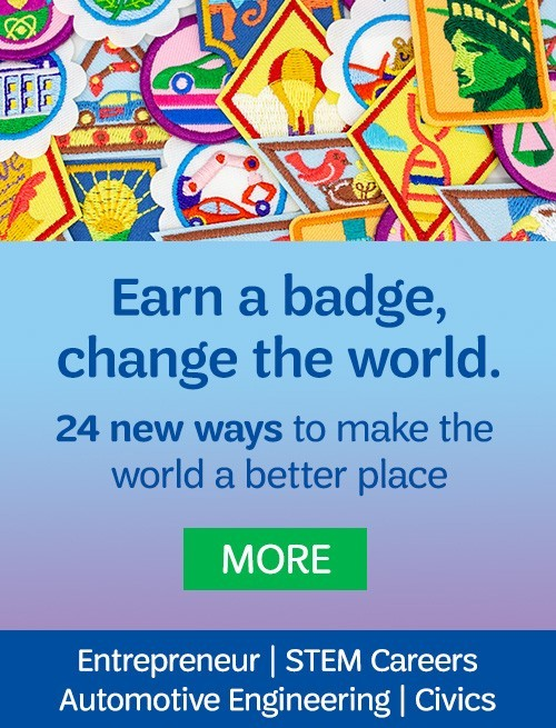24 New Badges